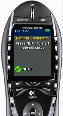 troubleshooting pairing of the rf wireless extender s rh members harmonyremote com Logitech 890 Pro Harmony Remote